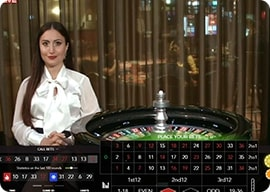 live roulette screenshot 1